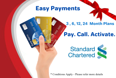 Standard Chartered Easy Payment Scheme